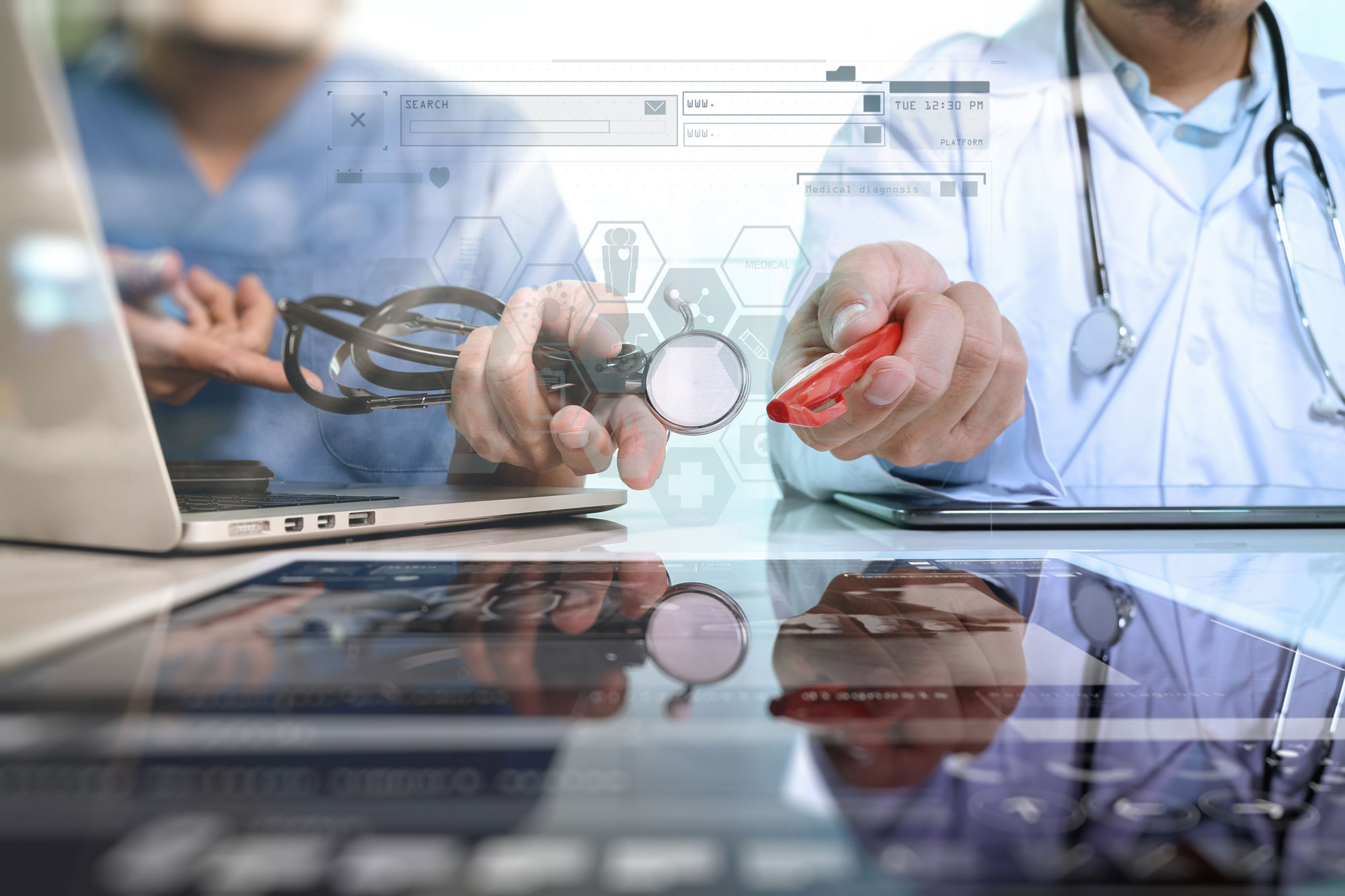 Medical Clinician And Healthcare CIO Discuss Healthcare Cyber Security Strategic Planning