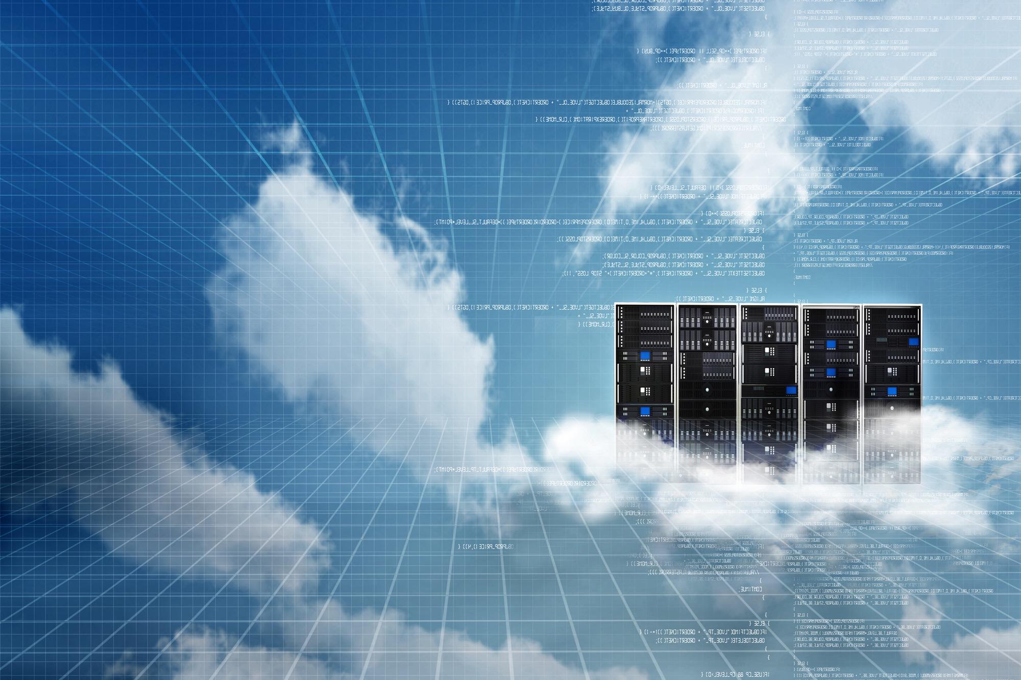 Cloud Computing Technology Visualization